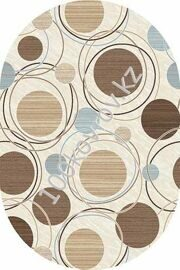 VALENCIA DELUXE_2.00*4.00_d301_CREAM-BROWN_oval