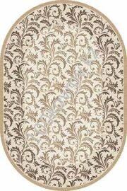 VALENCIA DELUXE_1.00*3.00_d327_CREAM-BROWN_oval
